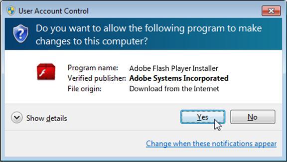 User Access Control
